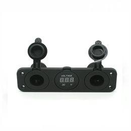2019 caricabatteria per auto mini plug plug eu DHL 20 PZ CS-324A1 12V Presa di Alimentazione per Auto Accendisigari Presa Accendisigari 12v Adattatori
