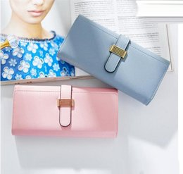 Wholesale Photo Trends - Factory wholesale handbag fashion more screens brand purse Lovely quality leather woman holding purse trend with large capacity leather wall