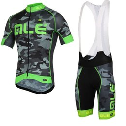 Wholesale Felt Jersey - 2017 Fast drying   breathable ALE Cycling jerseys in autumn cycling jerseys mtb bike jerseys felt cycling