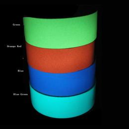 Wholesale Nursery Stores - 5meters roll self-adhesive glowing tape store light night dark luminescence film
