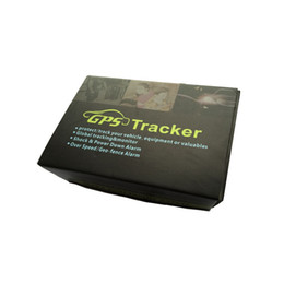 Wholesale Quad Panels - CCTR-808S GPS Tracker quad band solar panel big battery waterproof strong magnet   set upload interval time Google Map Tracking