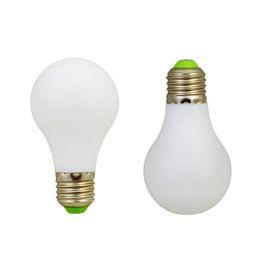 Wholesale Led Light Bulb A19 - 360 Degree LED Globe bulbs Lights E27 B22 Lamp bubble 3w 5w 7w 9w high bright A19 A60 LED bulbs AC85-265V Free Shipping