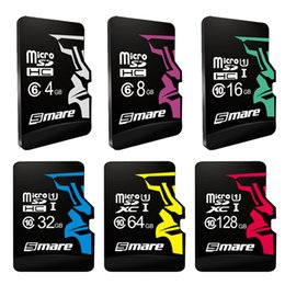 Wholesale Real Micro Sd Card 8gb - 2017 Top sell Micro SD card memory card microsd mini TF card Real capacity 8GB 16GB 32GB high speed memory cards for cell phones