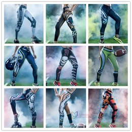 Wholesale Buttocks Size - 9 Styles Free Size Sexy Leggings for women 3D print design leggings Womens Sport leggings Fitness leggings Carry buttock pants LA320