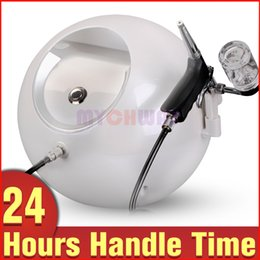 Wholesale Anti Aging Injections - Hot Sale Home Use Anti-aging Wrinkle Removal Nano Painless Filler Injection Therapy No Needle Beauty Instrument With 5 Pins Injection