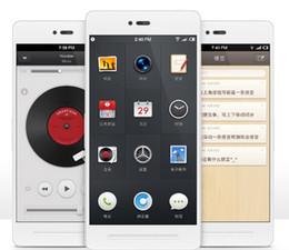 Wholesale Quadcore Dual Sim - Smartisan OS T1 4G Smartphone 32GB ROM Black Qualcomm Snapdragon 801 (MSM8974AC) Quadcore processor, 2.5 Adreno330, 578 MHz