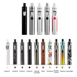 Wholesale Ego Start Kits - 100% Original Joyetech eGo AIO Quick Start Kits 1500mAh battery 2.0ml Childproof Tank Lock All-in-one style Device Authentic