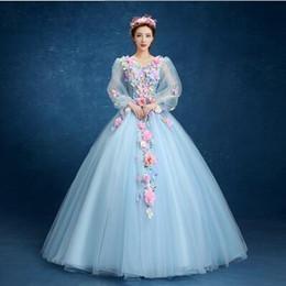 Wholesale Dresses Style Mermaid Bride - Angel prospective pink bud silk petals Toast the bride wedding dress suit wedding dinner meeting dress