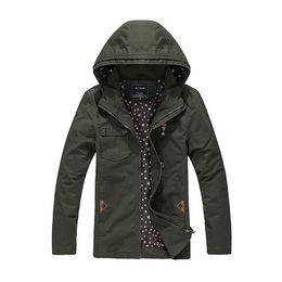 Wholesale Stylish Spring Mens Jackets - Stylish Mens Hooded Jackets Long Sleeve Casual Mens Jackets Coats Mens Spring Fall Jackets Outerwear 9932