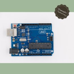 Wholesale Arduino One - Wholesale-FREE SHIPPING One set UNO R3 MEGA328P ATMEGA16U2 for Arduino UNO IDE