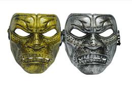 Terror Halloween Unsterbliche Maske Spartan 300 Retro-Geist Film Maske Full Face für Männer Maske 20st von Fabrikanten