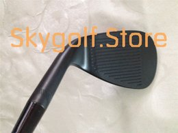 Wholesale Sand Sets - 3PCS New Limited Edition SM5 Golf Wedge Set 52 56 60degree Golf Sand Wedge Set With Steel Shafts Full Golf Clubs