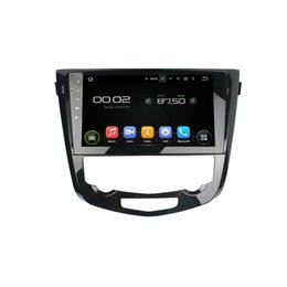 """Wholesale Car Stereo X Trail - Deckless CAPACTIVE 1024X600 HD screen 10.1"""" Android 5.1.1 Fit nissan x-trial Qashqai 2014 2015 Car DVD Navigation GPS Radio wifi obd2 player"""