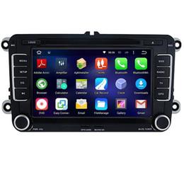 Wholesale Vw Eos Radio - 7'' Android 6.0 Car DVD Player For VW POLO(MK5) TIGUAN TOURAN EOS PASSAT CC SHARAN SCIROCCO