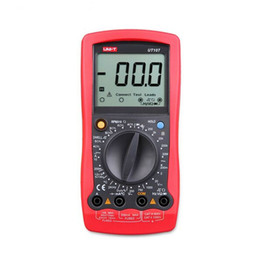 Wholesale Manual Jeep - UT107 digital Automotive Multimeter UNI-T UT107 Multi-Purpose Meter handheld UT107 Manual Ranging Auto Multi meters
