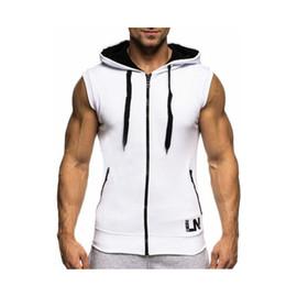 Wholesale Fitness Brands Coats - Wholesale-hip hop men hoodies 2016 casual sudaderas hombre fitness hoodies & sweatshirts brand coat jacket fashion mens clothing