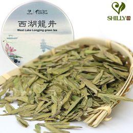 Wholesale Real Dragons - 30g Spring Longjing Green Tea Chinese Dragon Well Real Organic Longjing Green Tea for slimming weight loss