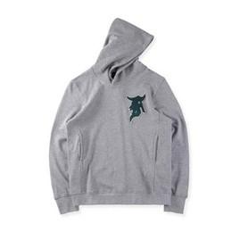 Wholesale Trend Hoodie - FOG Europe Hoodie Trends 1987ss Limited Celtic Loose Hoodied Casual Troll Men Women Sweatshirts 2018 Autumn