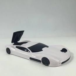 Wholesale Case Car Design - Shockproof Sport Car Design Hard Plastic Case For IPhone 7 IPhone7 I7 6 6S Plus SE 5 5S Kickstand Stand Luxury Iron Man