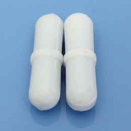 Wholesale Stirrer Bars - PTFE Teflon magnetic stirrer mixer stir bar -B Style for High quality Lab Supplies 15mm