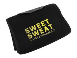 Wholesale Sweat Sport - 2016 Summer Neoprene Sports Waist Belt Sweat Premium Waist Trainer Trimmer Belt Body