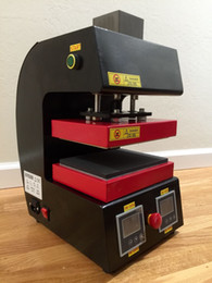 "Wholesale semi electric - 8"" x 6"" Electric Rosin Heat Press Dual Element Heating"