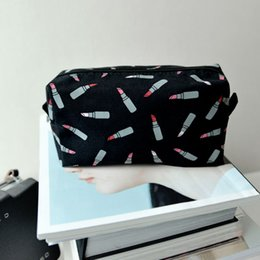 Wholesale Fun Canvas - Wholesale- KIITOS LIFE canvas storage bags and cosmetic bags in 4 patterns (FUN KIK)