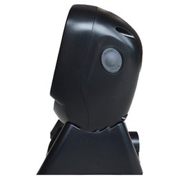 Wholesale Barcode Reader Automatic - JP-OM3 Automatic Omnidirectional Laser Barcode Scanner 24 Line BarCode Reader Hand-free Stand USB Top Quality