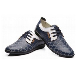 Wholesale Daily Driven - Hot Full Grain Genuine Leather Spring Men Shoes Casual Comfortable Light Weight Breathable Daily Wearing Outdoor Driving Shoes