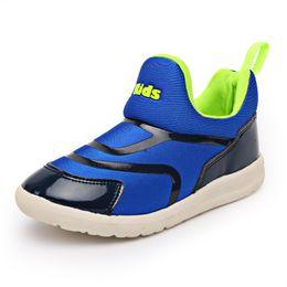 Wholesale Floor Resistance - Autumn Boys Girls Sports Shoes Light Weight Children Shoes Abrasion resistance mesh Sneakers Anti-slip Sandas