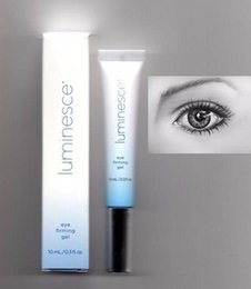 Wholesale Permanent Eyes - Hot sell Jeunesse Luminesce Eye Firming Gel Instant Ageless Effects & Permanent Benefits