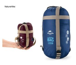 Wholesale Nylon Sleeping Bags - Mini Ultralight Multifuntion Portable Outdoor Envelope Sleeping Bag Travel Bag Hiking Camping Equipment 700g M222