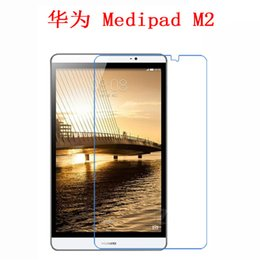 "Wholesale cover tablet huawei mediapad - Wholesale- Ultra Clear HD Clear glossy Screen Protector Screen protective Guard Cover Film For Huawei Mediapad M2 M2-801W 8"" inch Tablet"