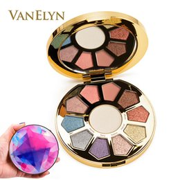 Wholesale Full Believe - 2017 Newest Highlighter & Eyeshadow Make Believe In Yourself High Performance 4.1g 11 Shades Eye & Cheek Palette Free Shipping Cosmetics