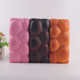 Wholesale Manufacturer Plant - The new PU simulation model of large bread Squishy slow rebound decompression toys manufacturers direct sales