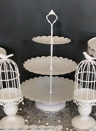 Wholesale Heavy Cake Stand Handles - 3 tiers crown Cake Stand Handles Cake Stand Fittings 3-Tier crown VERY HEAVY and STRONG O#A01