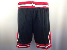 Wholesale Usa Length - 2017 New USA Basketball Shorts Men Running Shorts Summer Beach Sport Shorts For Men 19 Color Plus Size S-XXL
