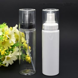 Wholesale Cheap Empty Plastic Bottles - 60ML 100ML wholesale empty PET atomizer spray bottle , round 60ML clear bottle sprayers ,buy cheap 60ml spray bottle F2017365