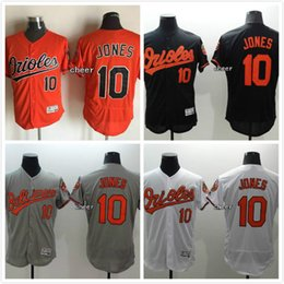 Wholesale Cheap Jerseys Store - Cheap Men #10 Adam Jones Jersey Embroidery Logos Baltimore Orioles Baseball Vintage Best Quality Authentic Aimee Smith Store