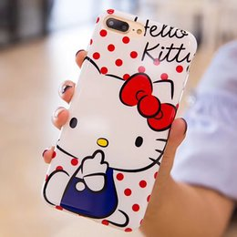Wholesale Soft Case Cartoon - New For iPhone 7 7 Plus 6s Case Cartoon Pattern High Qulity TPU Soft Case Retail Package Free Shipping