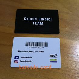 Cartes Daffaires Imprimables Recto Verso Carte Didentit Mat PVC Transparent Papier Dur Pack De 200 Personnalis Votre Logo