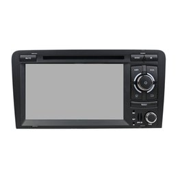 Wholesale dvd screen audi - Andriod 5.1 Car DVD player for Audi A3 with GPS,Steering Wheel Control,Bluetooth, Radio