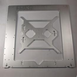 Рамка для 3D-принтера Совместимо с корпусом Reprap Mendel Prusa i3, корпус толщиной 6 мм, корпус из алюминиевого сплава от
