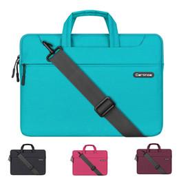 """Wholesale Tablet Case Shoulder Bag - Hot Sale Case For MacBook Air Pro For Less Than 15"""" Shoulder Bag Notebook Bag Laptop Sleeve Portable Laptop Bags Tablet PC Bag"""