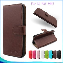 Wholesale Mini Flip Phones - For LG LS777 Stylo 3 plus Metropcs Wallet case RAY ZONE V20 MINI G6 HUAWEI GR5 2017 flip PU Leather Holder Phone Cover