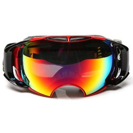 Wholesale Double Ski Goggles - Snowboard Ski Goggles Anti-fog Double Lens Ski Glasses uv400 Polarized for Men & Women Rrofessional Skiing Glasses Snow Goggle
