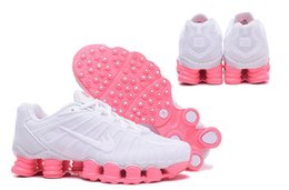 Wholesale Ladies Sneakers Prices - cheap women basketball shoes shox tlx woman NZ running r4 white red shoe dress sport sneakers lady wedding trainers price sale online