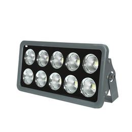 Feux anti-alentours en aluminium en Ligne-Éclat de tasse en aluminium moulé sous pression lumineux en aluminium intégré 50W - la lumière d'inondation de 600W a mené l'éclairage extérieur imperméable de projecteur de 220V LED