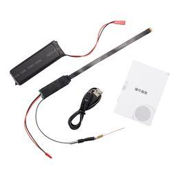 Wholesale Mini Wireless Camera Board - WIFI Remote Network IP Camera HD 1080P Module board pinhole camera MINI DIY Module Video Recorder DVR Wireless Home Security CCTV Camera