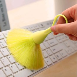 Wholesale Anti Static Cleaning Brush - Mini Fashion Home Office Anti-static Computer Networking Desktop Keyboard Cleaning Brush Phone Dust Cleaning Brush 3285